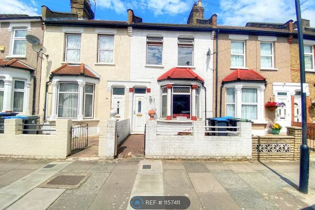 Thumbnail Terraced house to rent in Forest Road, Edmonton