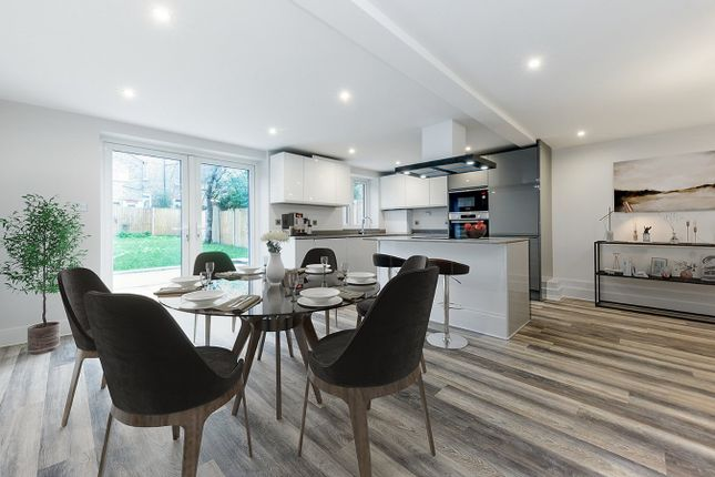 Thumbnail Flat for sale in Ferme Park Road, Crouch End, London