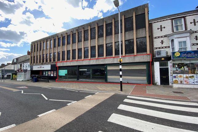 Retail premises to let in Dillwyn Street, Swansea