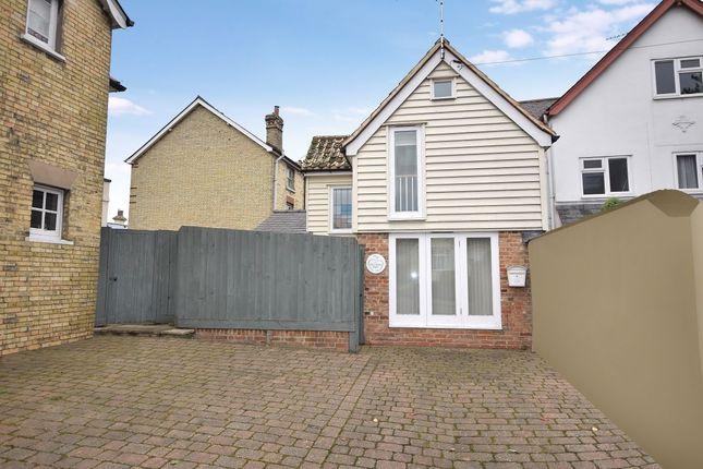 Thumbnail Semi-detached house for sale in Audley Road, Saffron Walden