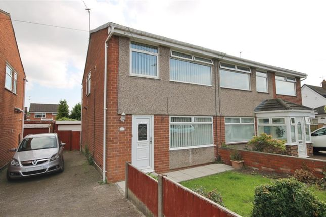 Semi-detached house for sale in Netherfield, Widnes