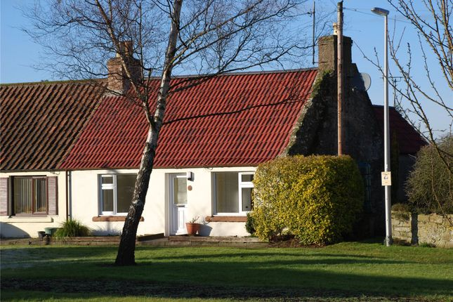 Thumbnail End terrace house to rent in 5 School View, Pitlessie, Cupar, Fife