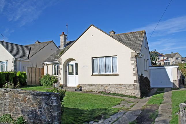 Thumbnail Detached bungalow for sale in Ballard Lee, Swanage