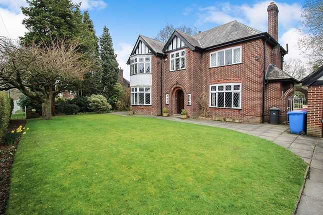 Thumbnail Detached house to rent in Cavendish Road, Eccles, Manchester