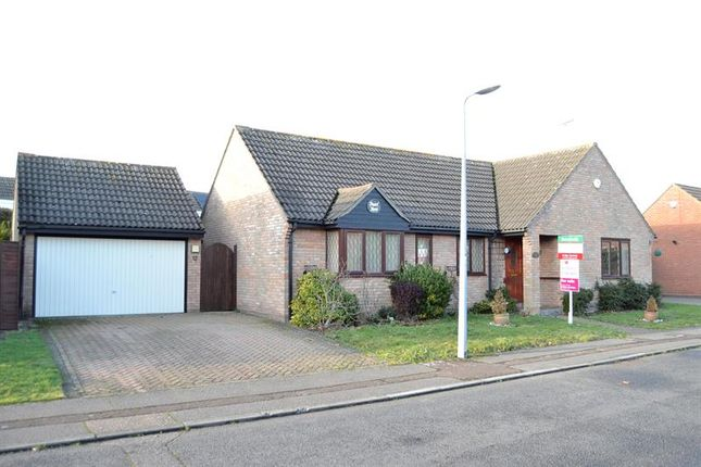 Thumbnail Bungalow for sale in Woodview Close, Colchester