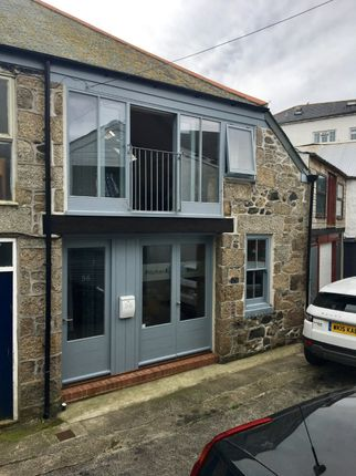 Thumbnail Commercial property for sale in The Strand, Newlyn, Penzance