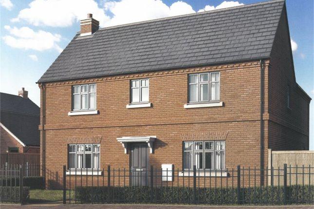 Thumbnail Detached house for sale in Plot 32, Moorland Glade, Lower Street, Hillmorton, Warwickshire