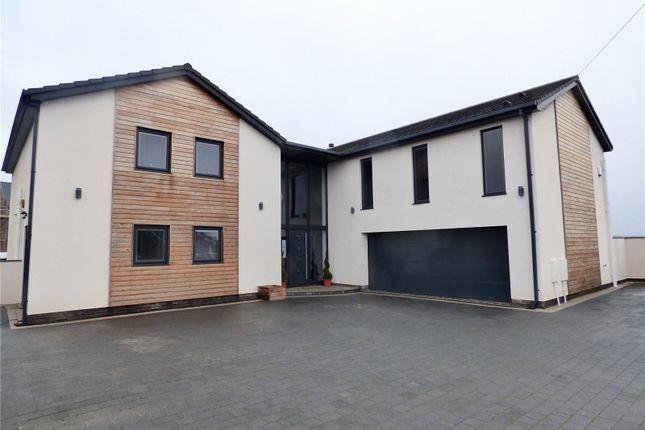 Thumbnail Detached house for sale in Ellerbeck Lane, Workington, Cumbria