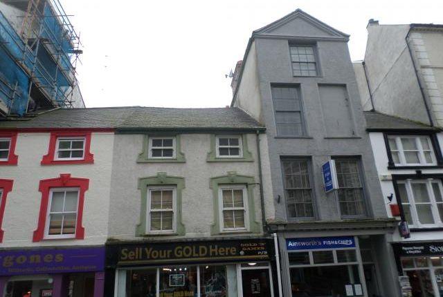 Thumbnail Flat to rent in Flat One, 39 Bridge Street, Caernarfon