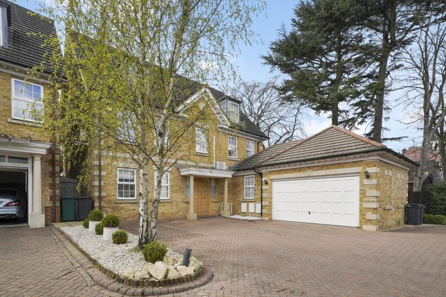 Thumbnail Detached house to rent in Corrigan Close, London