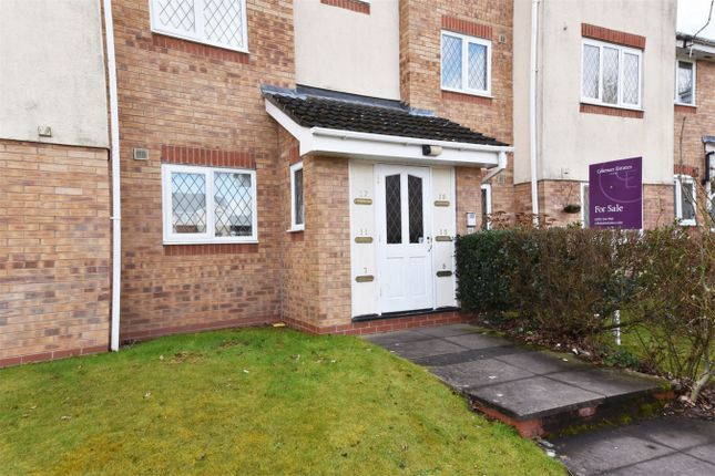 Thumbnail Flat for sale in Midland Court, Stanier Drive, Madeley, Telford, Shropshire