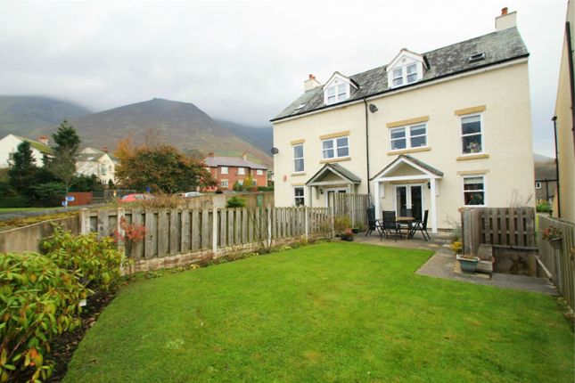 Thumbnail Semi-detached house for sale in 2 St Johns Gate, Threlkeld, Keswick, Cumbria