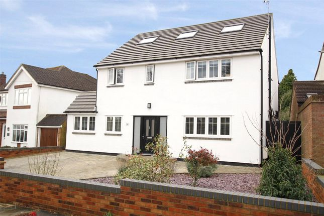 Thumbnail Detached house for sale in Midway, St. Albans, Hertfordshire
