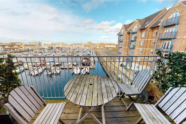 Thumbnail Flat for sale in Merchant House, Quayside
