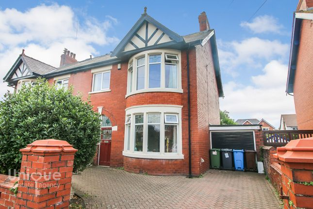 Thumbnail Semi-detached house for sale in The Boulevard, Lytham St. Annes