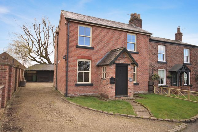 Thumbnail Semi-detached house for sale in Paddock Hill, Mobberley, Knutsford