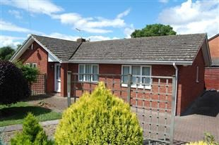 3 bedroom bungalow for sale in Cobhall Common, Allensmore, Herefordshire