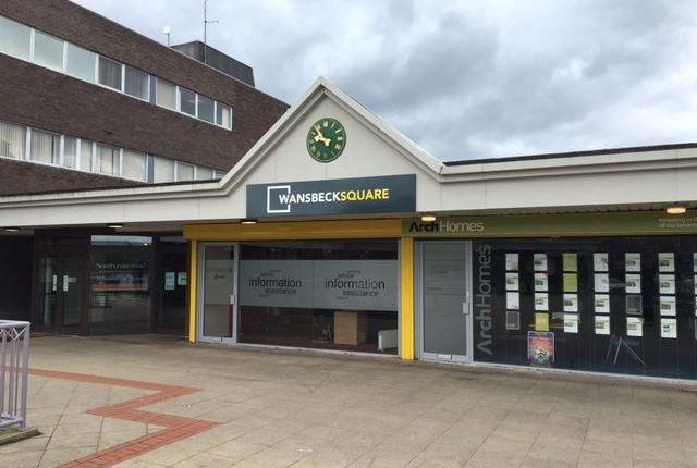 Thumbnail Retail premises to let in Wansbeck Square, Ashington