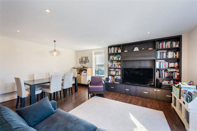 Reception Room of Napier House, Bromyard Avenue, Acton, London W3