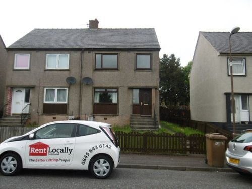 Thumbnail End terrace house to rent in Burnsknowe, Livingston