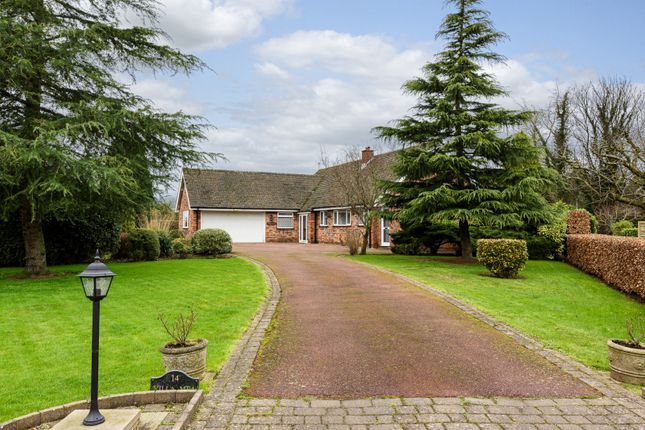 Thumbnail Detached house for sale in Mainwaring Road, Over Peover, Knutsford