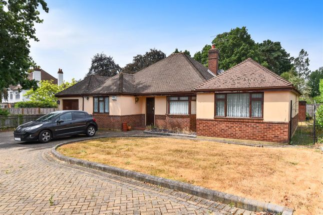 Thumbnail Detached bungalow for sale in Ellis Road, Crowthorne, Berkshire