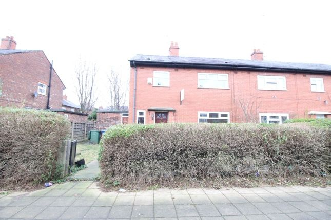 Thumbnail Semi-detached house for sale in Milner Street, Old Trafford, Manchester