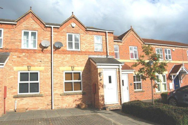 2 bed property to rent in St. Pauls Mews, York YO24