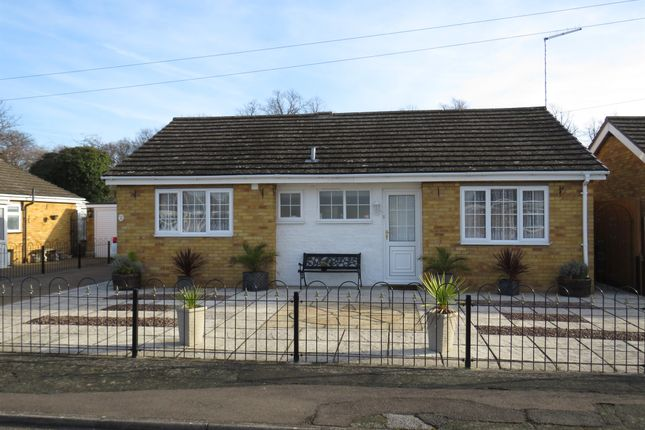 Thumbnail Detached bungalow for sale in The Orchards, Chatteris