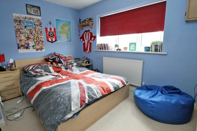 Bedroom Three of Wymondham Close, Arnold, Notttingham NG5