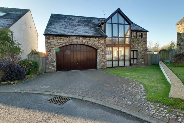 Thumbnail Detached house for sale in 4 Highcroft Close, Tallentire, Cockermouth, Cumbria
