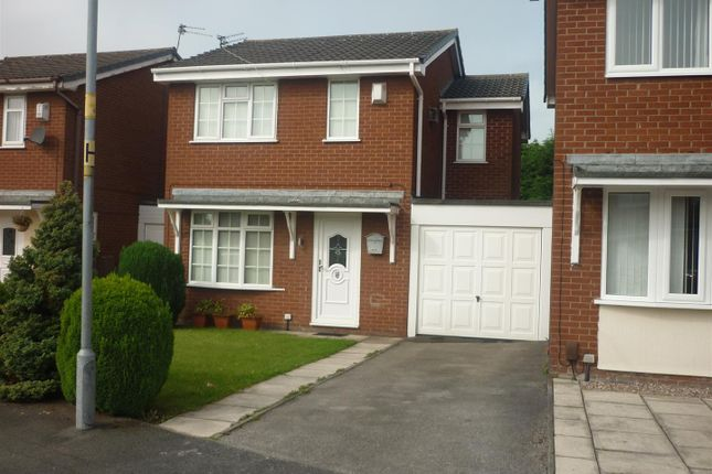 Thumbnail Detached house to rent in Case Grove, Prescot