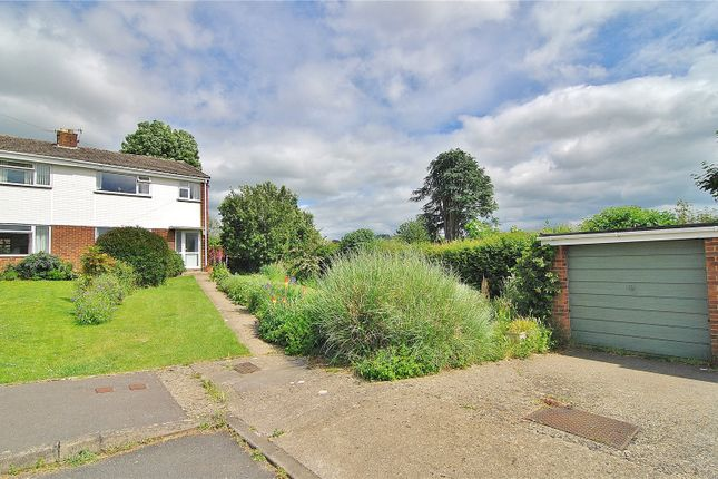 Thumbnail Semi-detached house for sale in The Chase, Cashes Green, Stroud