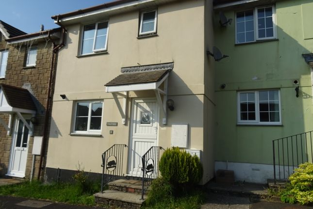Thumbnail Terraced house to rent in Salts Meadow, East Taphouse, Liskeard