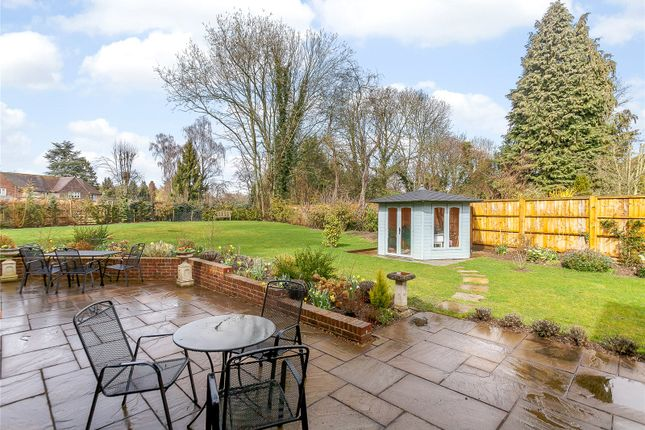Rear Garden of Shepherds Green, Rotherfield Greys, Oxfordshire RG9