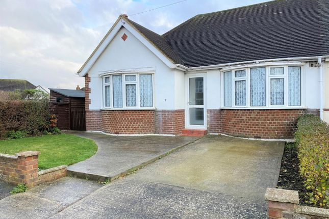 Thumbnail Semi-detached bungalow to rent in York Road, Bexhill-On-Sea