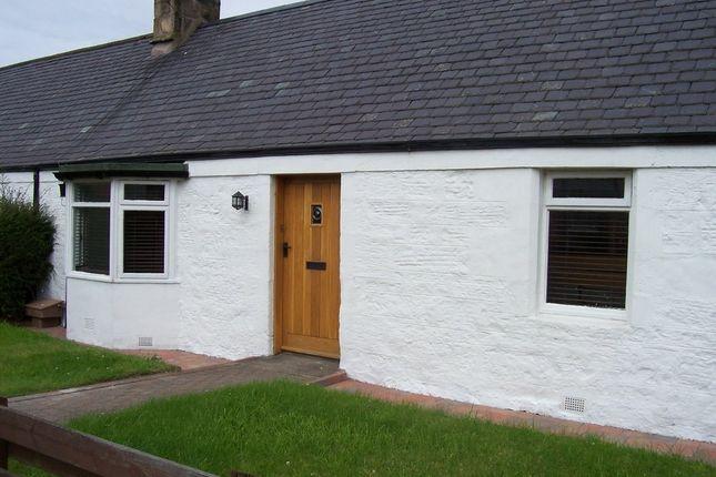 Thumbnail Cottage to rent in Main Street, Dairsie, Cupar
