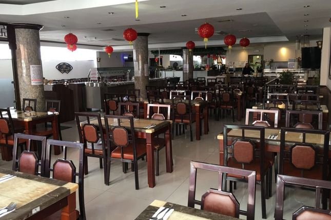 Thumbnail Restaurant/cafe to let in Lime Street, Bedford, England