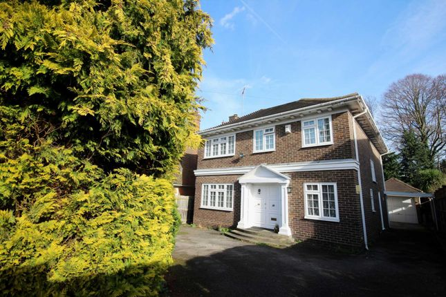 Thumbnail Detached house for sale in Worrin Road, Shenfield, Brentwood