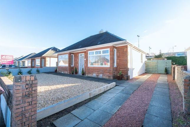 Thumbnail Detached bungalow for sale in 18 Belmont Road, Ayr