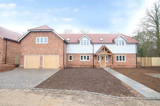 Thumbnail Detached house for sale in Roseland House, Cambridge Road, Ugley, Essex
