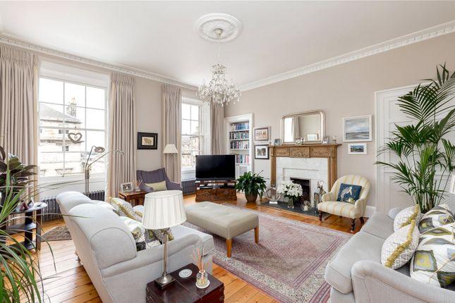Thumbnail Flat for sale in 47 (2F2) Great King Street, New Town, Edinburgh