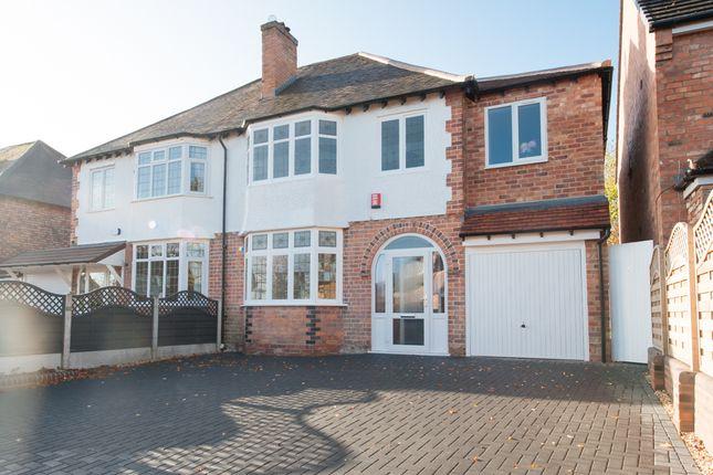 Semi-detached house in  Driffold  Sutton Coldfield  Birmingham