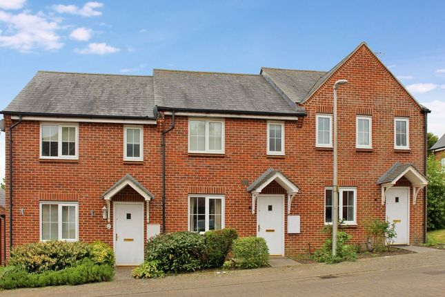 Thumbnail Terraced house for sale in Stork House Drive, Lambourn, Hungerford