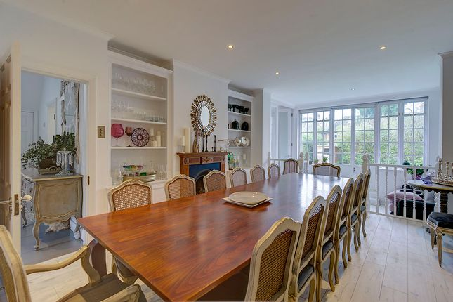 Thumbnail Detached house to rent in Spencer Drive, Hampstead Gdn Suburb, London