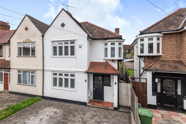 Thumbnail End terrace house for sale in Roslin Way, Bromley