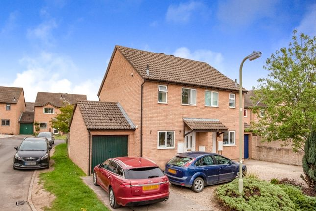 Semi-detached house to rent in Dovehouse Close, Eynsham, Witney