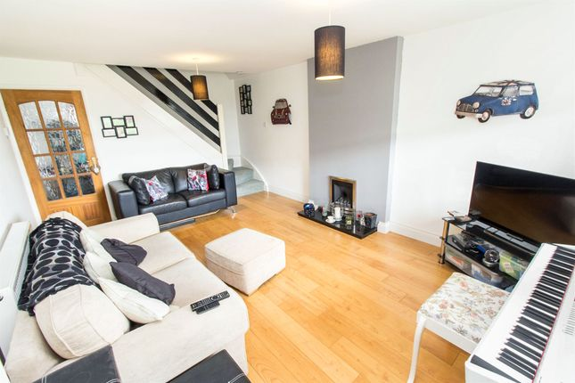Thumbnail Terraced house for sale in Woodstock Way, Hartlepool