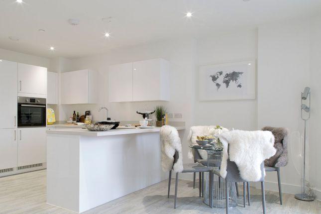 2 bedroom flat for sale in 55 Emerald Road, Harlesden