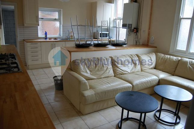 Thumbnail Terraced house to rent in Bramley Road, Leicester